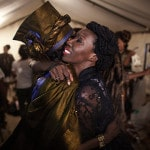Designer and organiser of Dakar Fashion Week Adama Paris