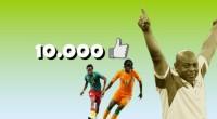 """10 000: c'est le nombre de fans que nous venons d'atteindre ce lundi avec vous sur notre pagefacebook d'Africa Top Sports.com – Le """"grand frère"""" sportif d'Africa Top Talents !- […]"""