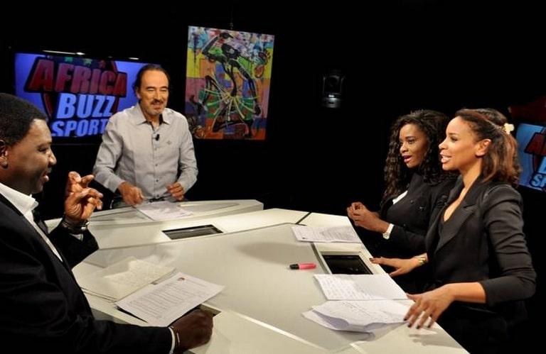 Africa Buzz Sports : le sport africain a son émission sur Télé Sud ! – Vidéo-