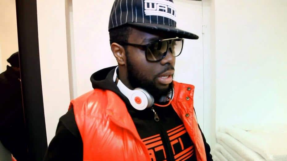 b442a1231 Maître Gims: the Congolese, the 2nd best paid singer in 2013 in France  before Johnny Hallyday!