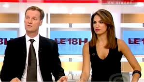 Sonia mabrouk the first tunisian tv newscaster in france africa top success - Sonia mabrouk mariee biographie ...