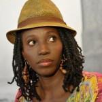 Senegalese fashion designer Adama Amanda
