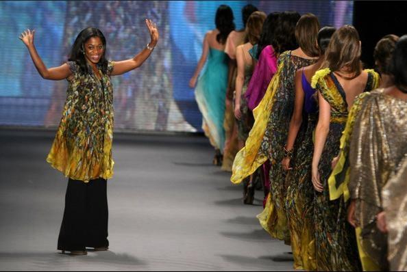 Folake Folarin Coker Fashion Designer Of Tiffany Amber Africa Top Success