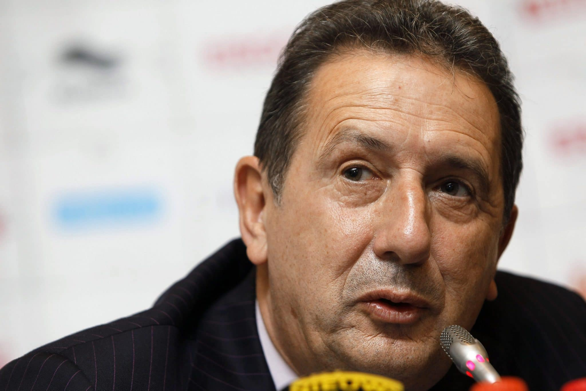 Algeria Coach, Leekens Targets Decent Result Against Nigeria