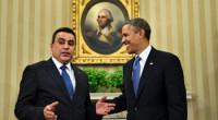 Mehdi Jomaâ, le premier Ministre tunisien a été reçu par Barack Obama hier vendredi par leprésident des Etats-Unis, Barack Obama à la Maison-Blanche. Et il est reparti avec une garantie […]