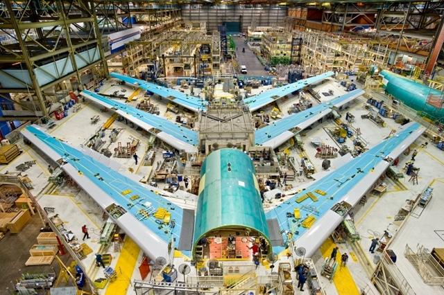 La replique Marocaine au monde chaotique Boeing