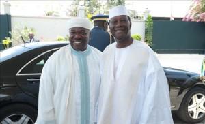 Bongo-Ondimba-Alassane Ouattara-Abidjan3
