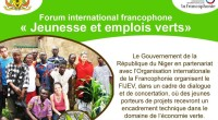 The Government of Republic of Niger in partnership with International Organization of Francophony (OIF) and the other partners of development, is organizing from the next 10th to 13th June in […]