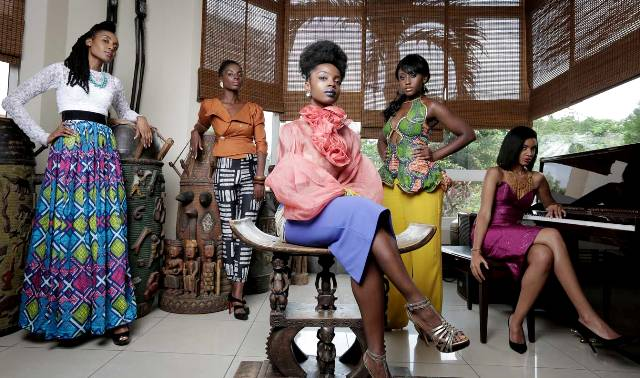 289e229475152 An African City  The Ghanaian current fashionable series!