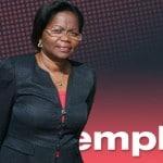 Victoire TOMEGAH-DOGBE, ministre du Développement à la Base, de l'Artisanat, de la Jeunesse et de l'Emploi des Jeunes