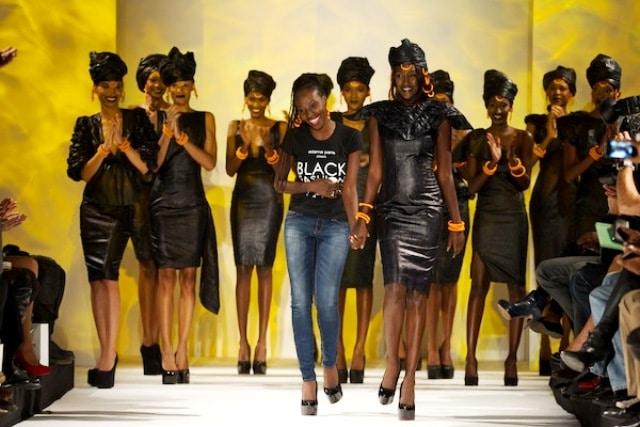 "Black Fashion Week 2014 The ""black Fashion Week"""