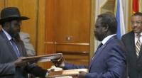 Un nouveau vent souffle sur le Soudan du Sud. Un calme relatif est constaté depuis samedi, le lendemain de la signature de l'accord de cessez-le-feu intervenue entre le président Salva […]