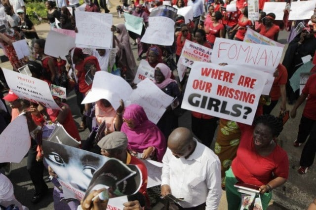 Nigeria: 300.000 USD against information on kidnapping of school girls
