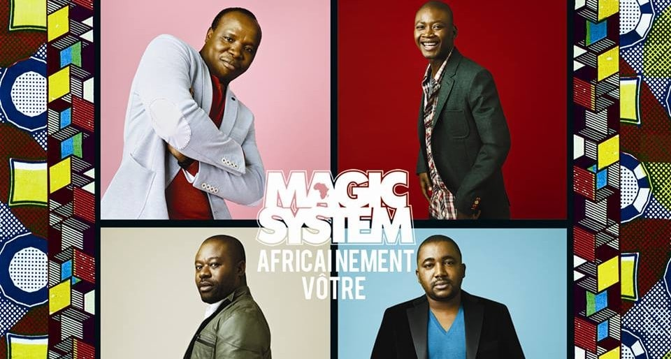 Magic System: «Africainement vôtre», the 7th album coming