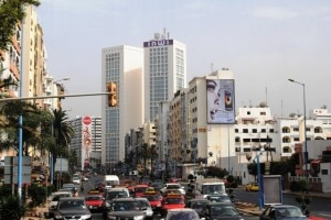 Twin_Center,_Boulevard_Mohamed_Zerktouni,_Casablanca