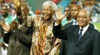 """For the very first time since the death the South African former president, Nelson Mandela on 5th December last year, the whole world is celebrating on Friday, 18th July """"Mandela […]"""