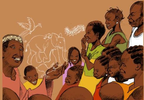 La tradition orale en afrique - Comptes Rendus - Skipette
