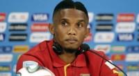 C'est officiel. Samuel Eto'o, 33 ans, ne jouera plus avec les Lions indomptables du Cameroun.L'attaquant camerounais qui vient de s'engager pour deux ans avec Everton en Premier league anglaisea annoncé […]