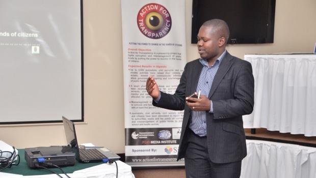 « A4T » : l'application mobile pour traquer la corruption en Ouganda