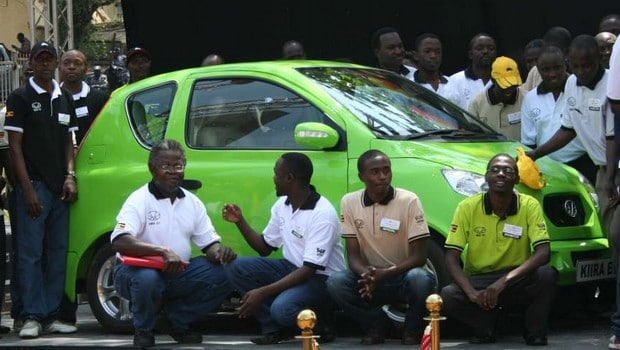 6b2fdddfc Kiira Ev: the first electric car of Africa - Africa Top Success