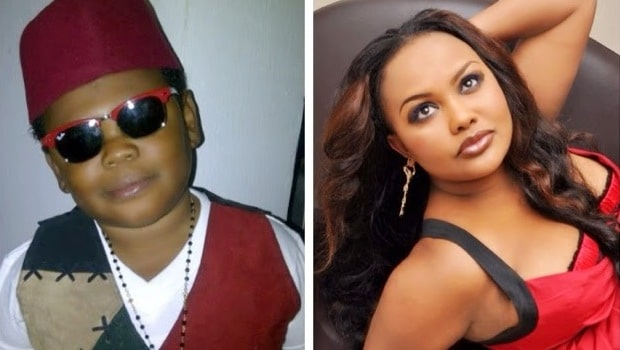 Nollywood: Is Pawpaw in couple with the Ghanaian actress Nana?