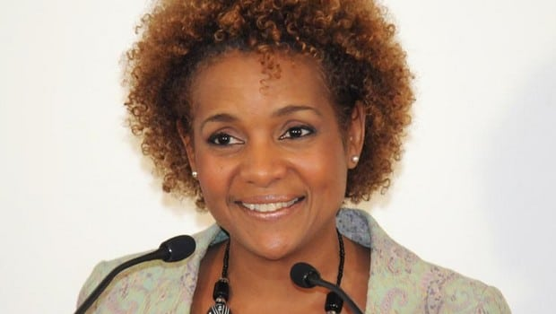 OIF: la candidate Michaëlle Jean chez Faure Gnassingbe