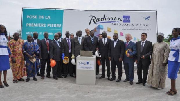 Le Radisson Blu : un hôtel 5 étoiles en mars 2015 à Abidjan