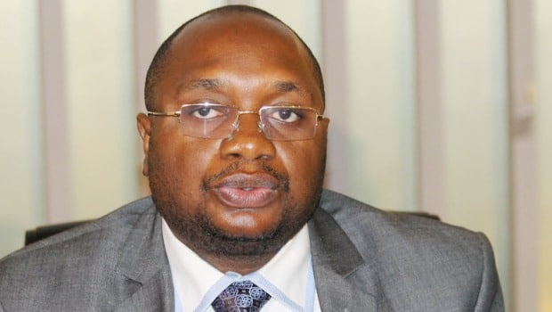 Le ministre de la Santé publique de la RDC, Félix Kabange Numbi le 22/04/2013 à Kinshasa, lors du lancement de la semaine Africaine de la vaccination. Radio Okapi/Ph. John Bompengo