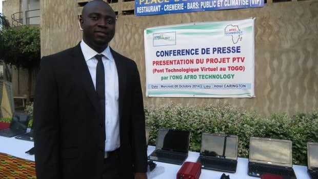 Afro Technology: Bringing ICTS towards rural populations of Togo