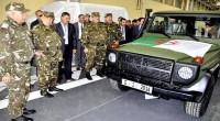 General Ahmed Gaîd Salah, the Algerian vice minister for National defense proceeded on 26th October 2014 to the inauguration of the first car industry of the country. For the event, […]