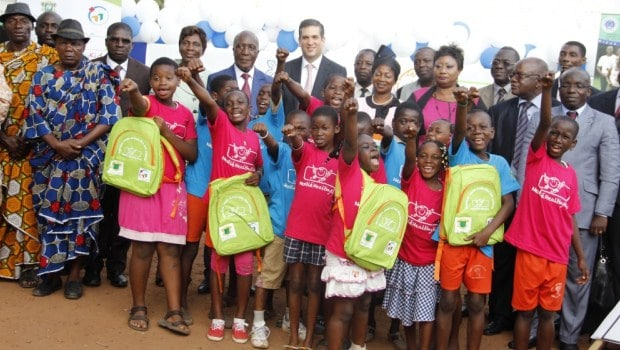 Ivory Coast: Nestlé launching Healthy Kids program