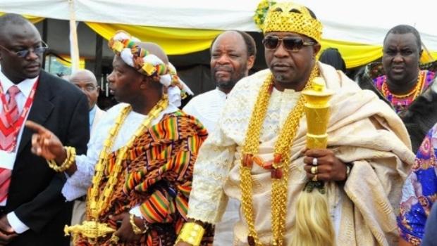 Abidjan: 50 Kings of Africa acting as mediators