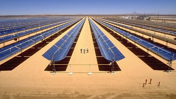 Morocco: The 1st thermo-solar power plant expected 2015