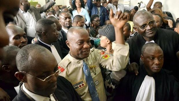 Koffi Olomidé le 16 août 2012. (Photo Junior Khanna. AFP)