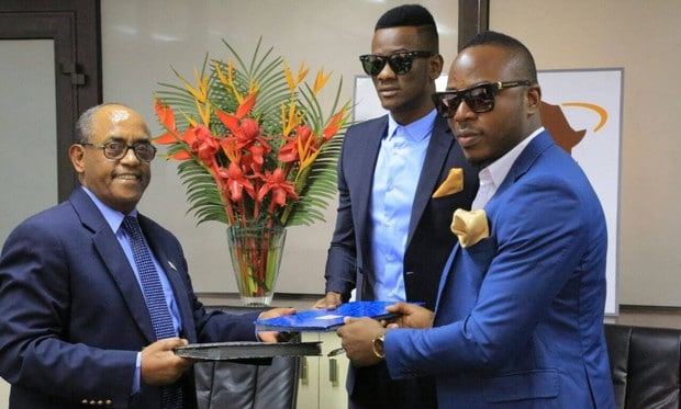 Toofan: ambassadors for Asky Airline Company