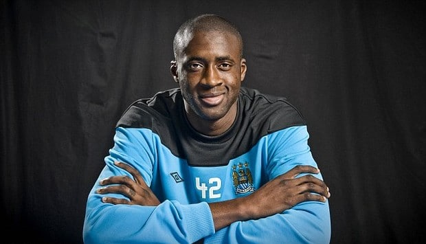 Ballon d'or Fifa 2014: Yaya Touré, the only Africain nominated