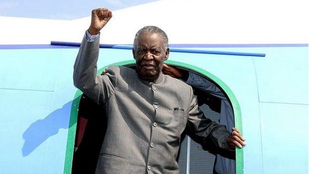 zambie-president