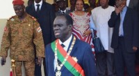 The president of the transition in Burkina Faso, Michel Kafando, was officially invested with power last Friday evening in Ouagadougou in the presence of numerous personalities among whom six Heads […]