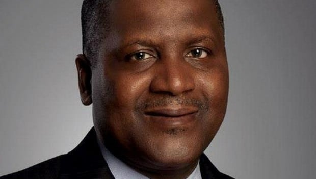 dangote-awards