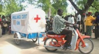 The picture is enough expressive and it is the one of an ambulance, another prototype of motorcycle-ambulance, in the Mosango health area, in the province of Bandundu, Democratic Republic of […]