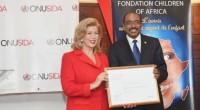 It is at the same time a sign of gratitude and a great honor for Mrs. Dominique Ouattara for her commitment for the elimination of the HIV / AIDS through […]