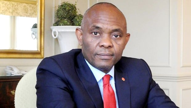 Elumelu Program About 10 000 Applications Of Which 60 From