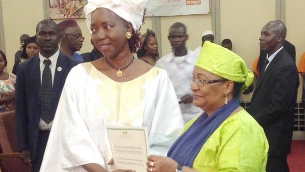 Biennale des lettres : la Sénégalaise Mariama N'Doye empoche les 5 millions