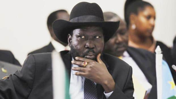 South Sudan: The term of Salva Kiir extended for 3 more years ...