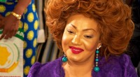 "The first lady of Cameroon, Chantal Biya was appointed the ""Best sponsor of the year"" during the 10th edition of the cultural event, Canal 2 Or that took place on […]"