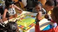 "The young Gabonese lady, Estelle Dossamou, is the initiator of ""I know my country"", an educational game that allows children to know better Gabon. The new product was officially launched […]"