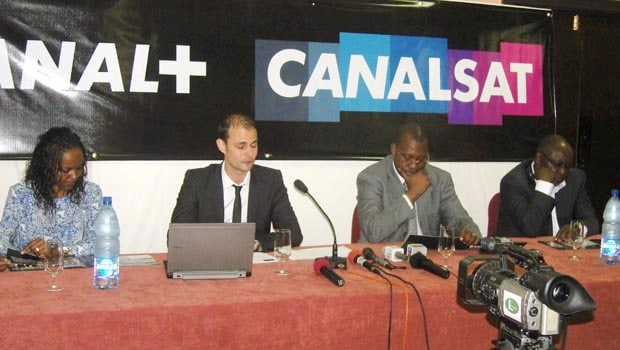 Canal+: launch of new TV and Web offers in Africa