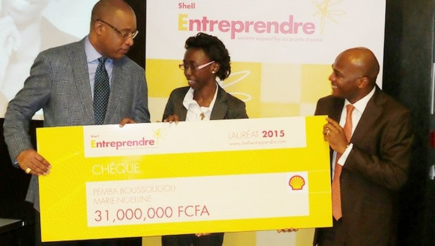 Gabon: Shell supporting entrepreneurship of the youth