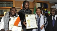 The players of the national team of Ivory Coast playing in Italy were honored on 27th February 2015 by the Ivory Coast ambassadress in Rome, Janine Tagliante-saracino. This celebration was […]