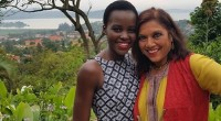 "The Kenyan actress, Lupita Nyong'o has been staying since some few days in Africa. The Hollywood star will play in the movie ""The Last King of Scotland"" that will be […]"